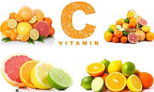 Bổ sung đầy đủ dưỡng chất đặc biệt là vitamin C