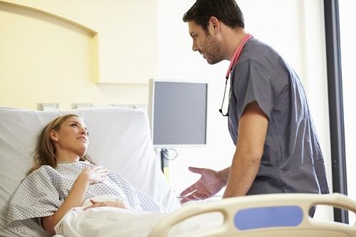 Thực hiện theo chỉ dẫn của bác sĩ để rút ngắn thời gian bình phục