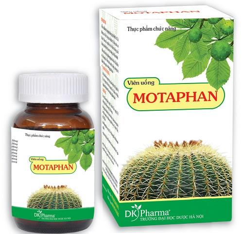 Motaphan: Thực phẩm chức năng hỗ trợ điều trị bệnh trĩ hiệu quả
