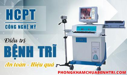 Phòng khám bệnh trĩ Thành Đô thực hiện điều trị rò hậu môn bằng HCPT uy tín