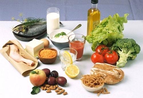 thay đổi chế độ ăn uống sinh hoạt cách chữa polyp hậu môn tại nhà