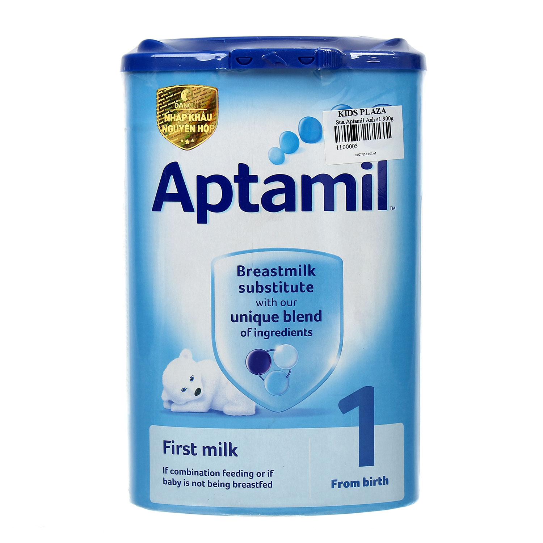 aptamil sữa chống táo bón cho trẻ sơ sinh