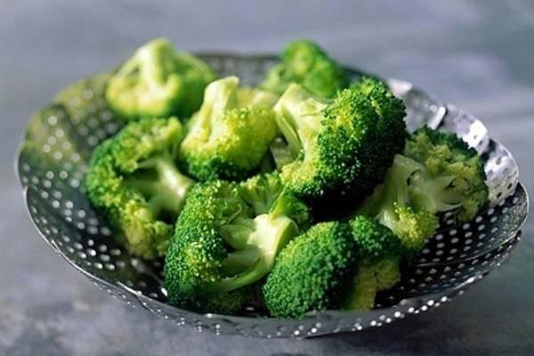 bông cải xanh trị táo bón