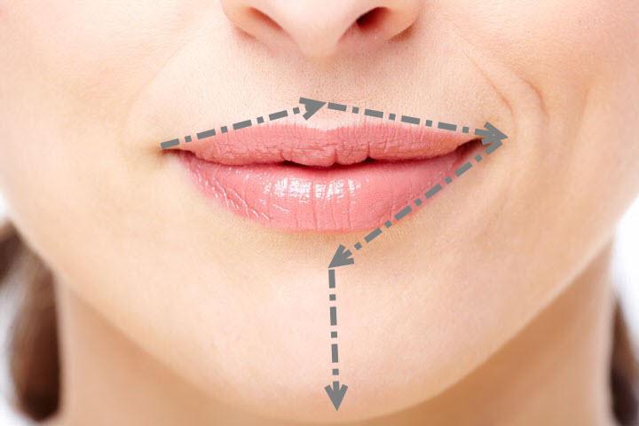 chữa táo bón không đi ngoài được bằng cách dùng tay lăn qua miệng
