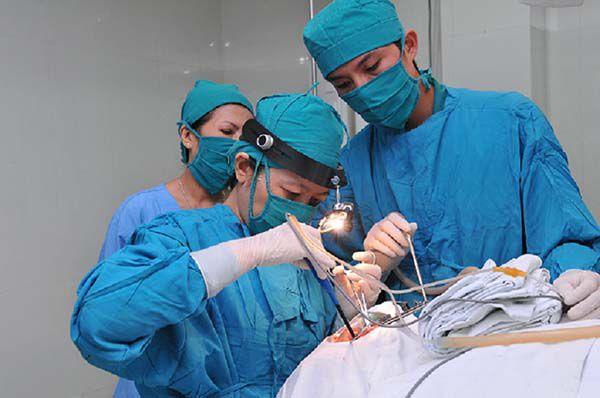 phẫu thuật chữa trĩ giai đoạn nặng