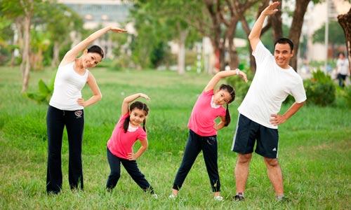 tập thể dục là cách phòng tránh bệnh sa trực tràng hiệu quả