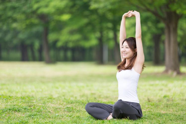 thể dục buổi sáng giúp đại tiện dễ dàng hơn