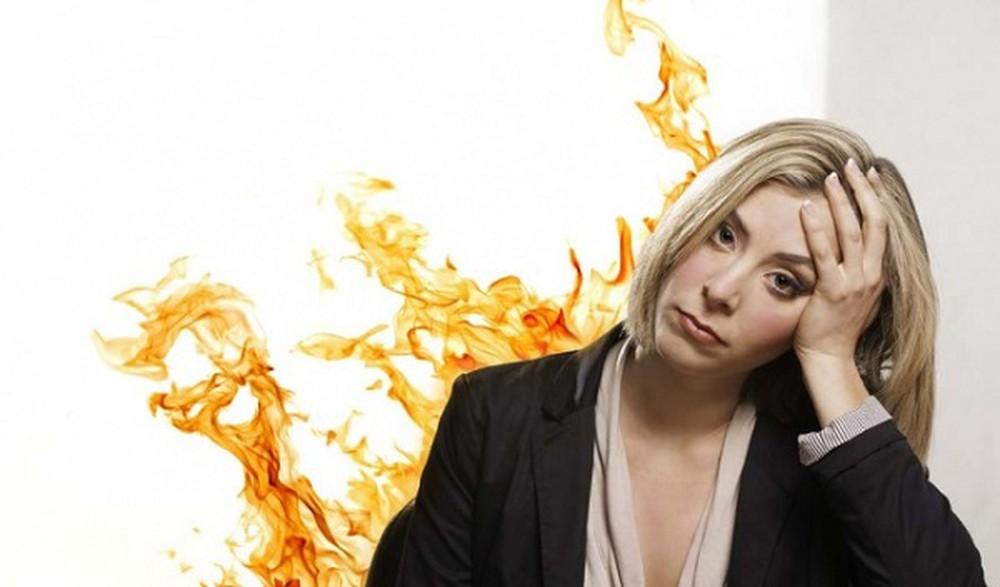 nóng trong người là bệnh gì?