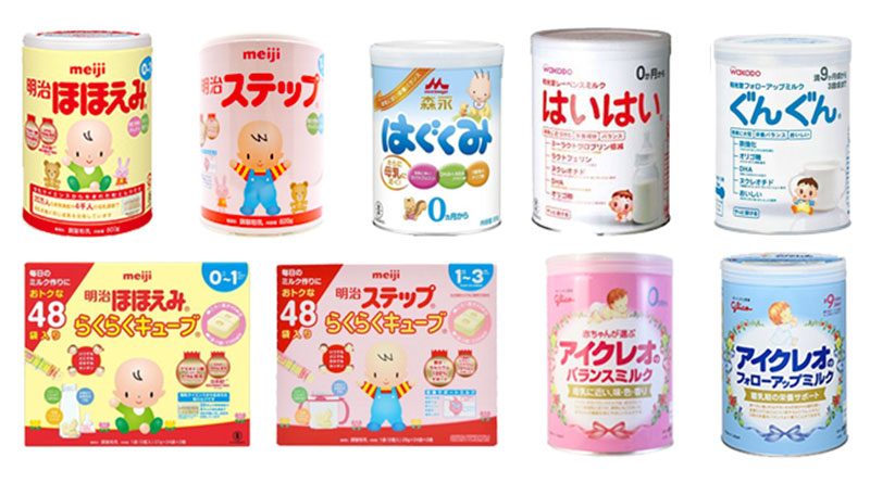 dòng sữa mát của Nhật giúp giảm táo bón