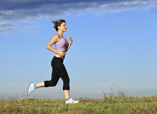 tập thể dục thường xuyên phòng táo bón