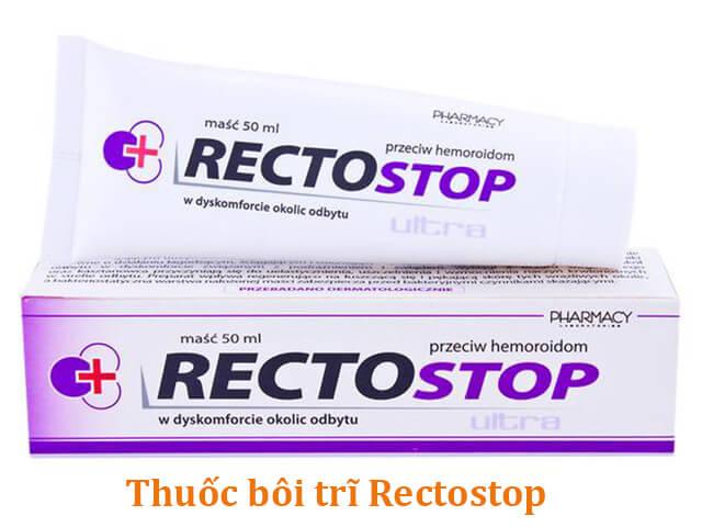 Thuốc chữa trĩ rectostop