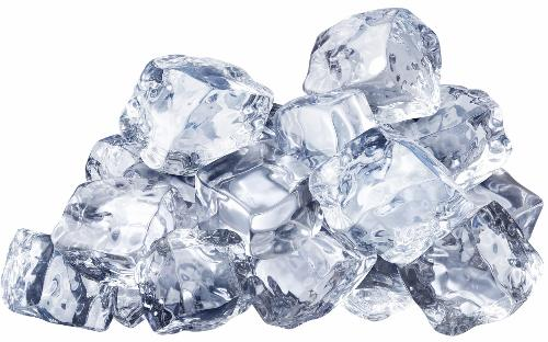chườm nước đá giúp hỗ trợ điều trị đau hậu môn tại nhà