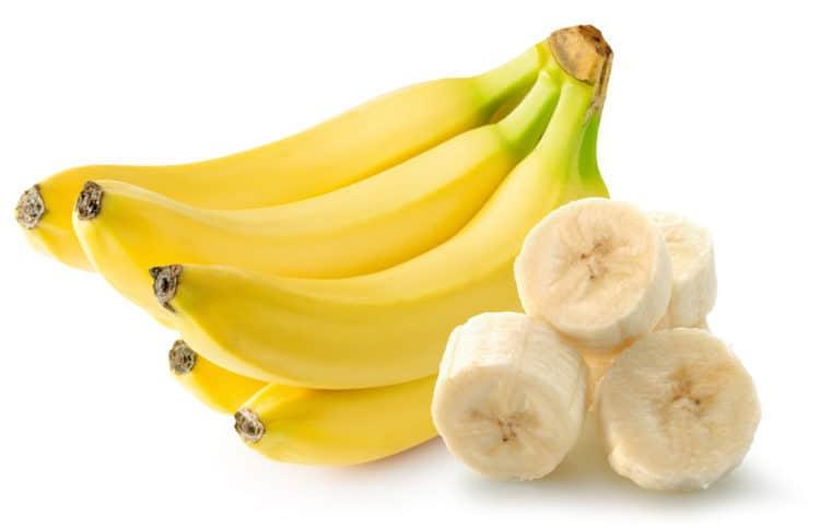 Chuối loại trái cây rất tốt cho người mới mổ trĩ